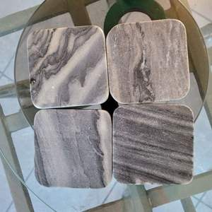 Lot # 170 Marble Coasters