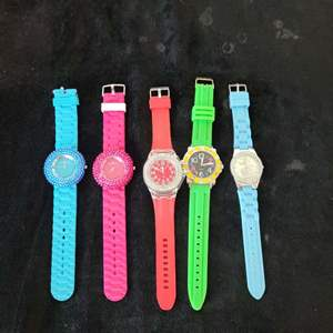 Lot # 245 (5) Watches