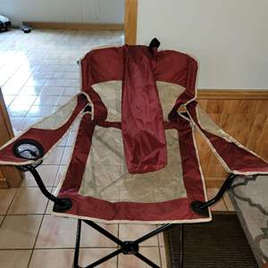 Lot # 271 Folding Chair w/ Bag