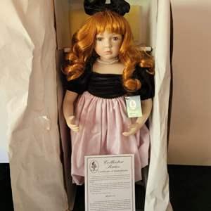 Lot # 300 Geppeddo Madison Doll