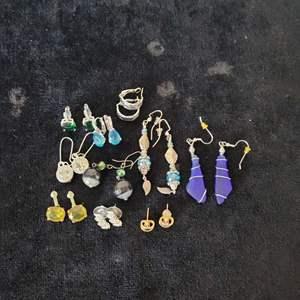 Lot # 355 (10) Pairs of Earrings