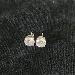 Lot # 361 Sterling Silver Earrings