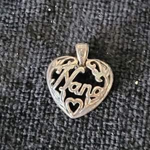 Lot # 363 Sterling Silver Nana Pendant