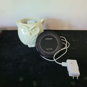 Lot # 371 Samsung Fast Charge & Owl