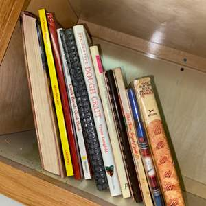 Lot # 412 Vintage Recipe Books