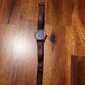 Lot # 480 Walt Disney Watch