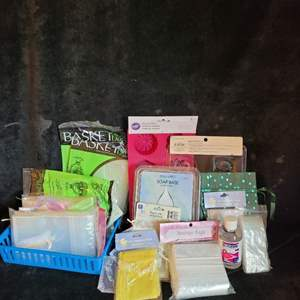 Lot # 514 Soap Making Supplies & Gift Bags