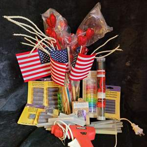 Lot # 518 Crafting Supplies