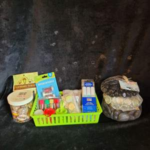 Lot # 525 Crafting Supplies