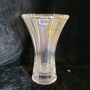 Lot # 550 Amaris Crystal Vase