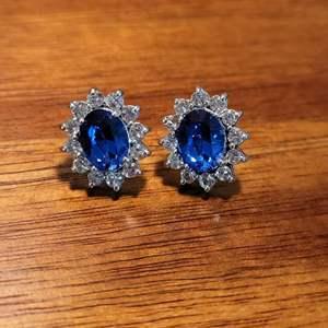 Lot # 577 Sterling Silver Earrings