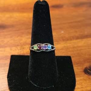 Lot # 580 10k Gold Ring-TW 2.3g