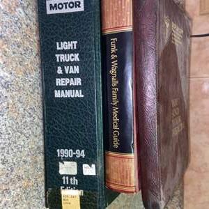 Lot # 614 Books