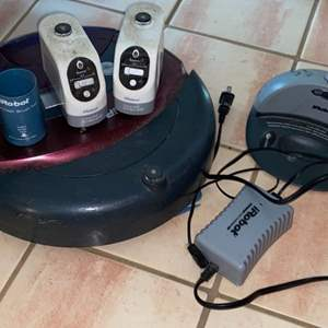 Lot # 615 IRobot Roomba (untested, but powers on)