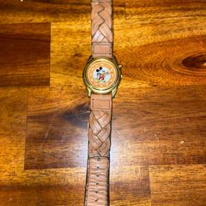 Lot # 653 Vintage Lorus Mickey Mouse Watch
