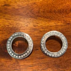 Lot # 666 Sterling Silver Earrings