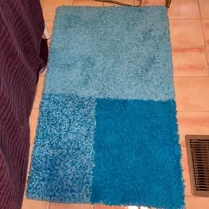 Lot # 685 Blue Area Rug