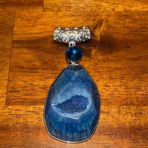 Lot # 758 Stunning Stone Pendant