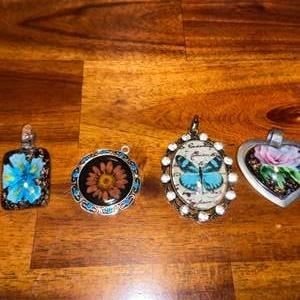 Lot # 764 Gorgeous Charms & Pendants