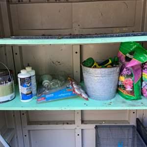 Lot # 819 Gardening Supplies