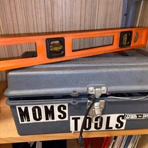 """Lot # 840 """"Moms"""" Toolbox"""