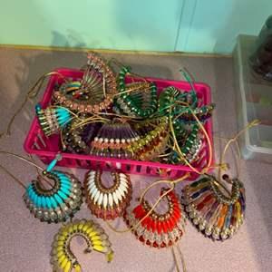 Lot # 848 Misc Beaded Jewelry