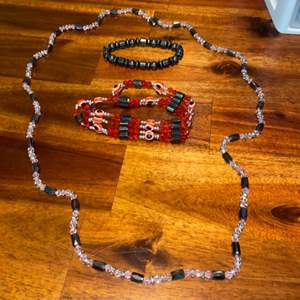 Lot # 852 Beaded Magnetic Jewelry