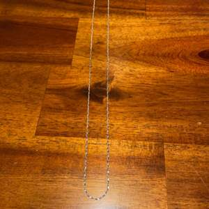 Lot # 869 Sterling Silver Necklace