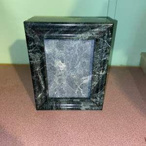 Lot # 874 Stone Picture Holder