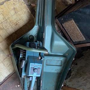 Lot # 901 Home Elite Chain Saw (missing parts)