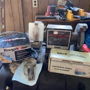 Lot # 920 Craftsman Variable Speed Grinder & More