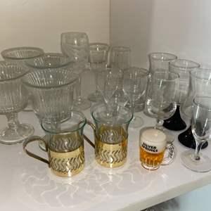 Lot # 946 Misc Glasses