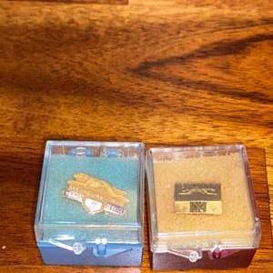 Lot # 953 (2) Vintage Greyhound Pins