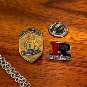 Lot # 956 Vintage Greyhound Pins