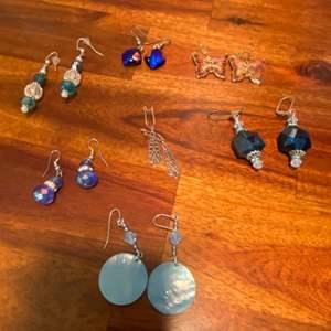 Lot # 958 (7) Pairs of Earrings