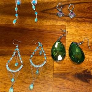 Lot # 959 (4) Pairs Of Earrings
