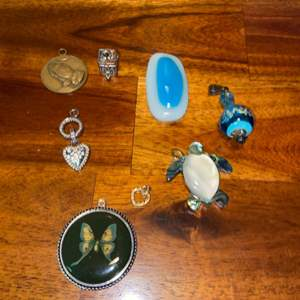 Lot # 965 Adorable Pendants & Charms