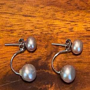 Lot # 967 Sterling Silver Earrings marked 925