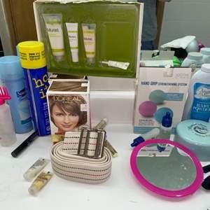 Lot # 998 Hair Dye, Powder & More