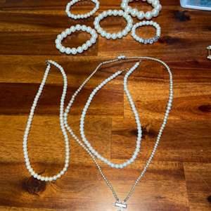Lot # 1010 Faux Pearls