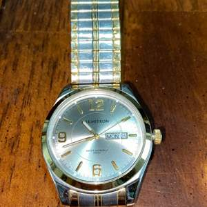 Lot # 1032 Men's Armstrong Watch