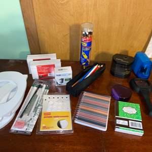 Lot # 1064 Office Supplies