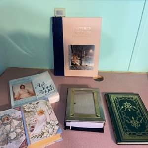 Lot # 1082 Book, Photo Album & More