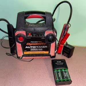 Lot # 1085 Power Pro Dynamite Auto Power 300A