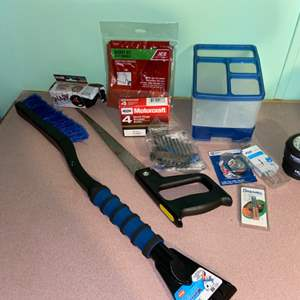 Lot # 1086 Automotive Supplies and More