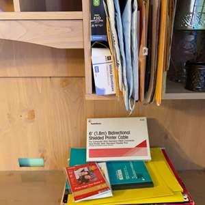 Lot # 1108 Office Supplies
