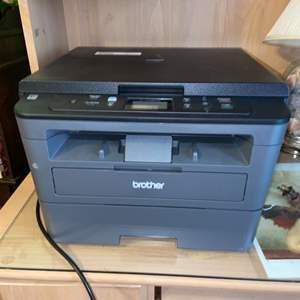 Lot # 1109 Brother LASER Printer Model #HL-L2390DW