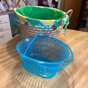 Lot # 1121 (2) Baskets