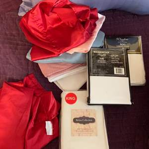 Lot # 1126 Pillow Cases - Some New in Package