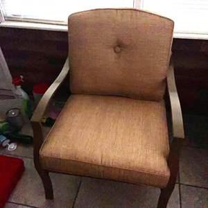 Lot # 1157 Patio Chair w/ Cushions